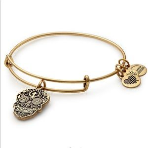 Alex and Ani Calavera Bangle